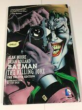 NEW - Batman: The Killing Joke, Deluxe Edition