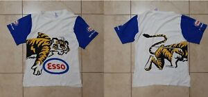 Team Esso Peugeot 1979 Hours of Le Mans Shirt Racing Vintage Size S Jersey
