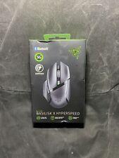 RAZER Basilisk X Hyperspeed Wireless Optical Gaming Mouse - New