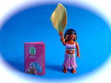 Playmobil Figures  serie 8  Bailerina de vientre Belly dancer 5597