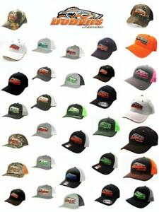 Dobyns Rods Hats - Trucker Snap Back / Flex Fit / Buff - Choose Style and Size