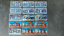 14 Utah License Plates 5 Matched Sets Centennials Olympic 5 Types 2 New In Bags