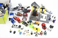 LEGO Toy Lot W/ BIONICLE Piece Parts - Vehicles & Figures Semi Truck Cars Boat