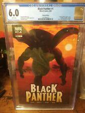 Black Panther 1 CGC 6.0 Esad Ribic Cover