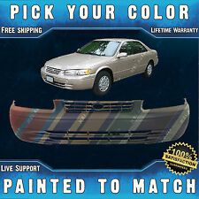 NEW Painted to Match - Front Bumper Fascia Cover For 1997 1998 1999 Toyota Camry