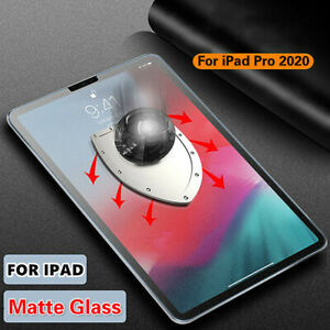 9H Frosted Matte Tempered Glass Screen Protector For Apple iPad Pro 2020 11 12.9