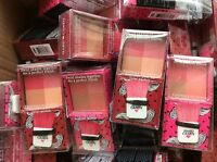Lot of 100~Hard Candy Fox in a Box Hot Flash/Spicy & Sweet Blush Palette wBrush