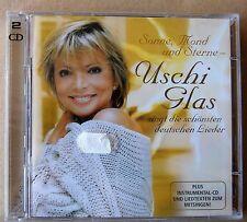 Uschi Glas - Sonne, Mond und Sterne - 2 CDs neu & OVP - mit Karaoke Version
