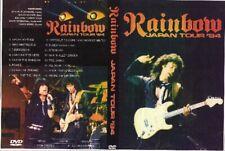 rainbow japan tour dvd 1984 richie blackmore deep purple