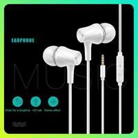 Super Bass Headset In-Ear Earphone Stereo Earbuds Headphone K1R3