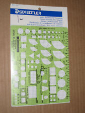 Staedtler Home Planning and Layout Drafting Template 977 113