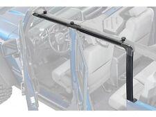Rampage Door Surround Kit - Black fits 07-17 Jeep Wrangler JKU 4 Door 61098