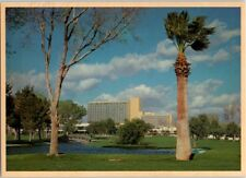 Vintage Desert Inn Hotel Casino Golf Course Las Vegas Strip Exterior postcard b