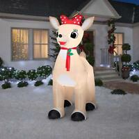 9 ft. Standing Clarice Christmas Inflatable
