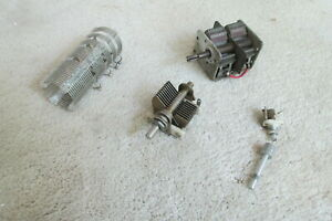 DX 35 PARTING OUT -- FINAL TUNING CAP, TANK COIL, DRIVE CAP, LOADING CAP,  20 40