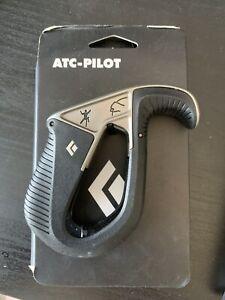 NEW Black Diamond ATC-Pilot Single-rope Enhanced Braking Belay Device
