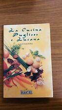 LA834_LA CUCINA PUGLIESE E LUCIANA_A. DE ROSA_FRANTOIO OLEARIO PACE_1999
