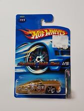 2005 Hot Wheels Car Hardnoze 1949 Merc Crazed Clowns  #1/5 Collector Card #111