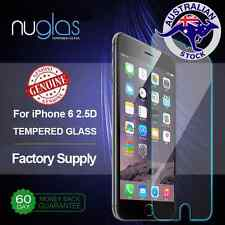 Apple iPhone 6 6S  GENUINE NUGLAS Tempered Glass Screen Protector