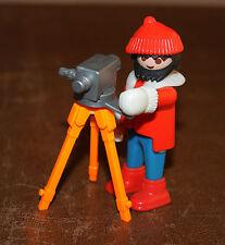 Playmobil personnage explorateur polaire 3464 ref cc