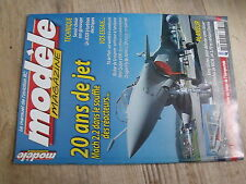 $$ Modèle magazine N°638 plan encarté avion Douglas M3  T6  Bücker  Dragon Fly