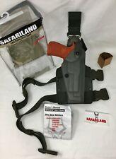 Safariland 6005 SLS Tactical STX Green RH Holster w/ Quick Release BERETTA 92 96