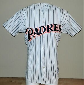 1995 Willie Blair Game Worn San Diego Padres Home Jersey #47 - Size 46