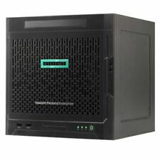 HPE P04923375 Gen10 AMD Opteron X3421 2.10GHz 8 GB DDR4-SDRAM MicroServer - Black