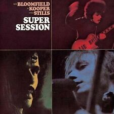 Super Session [Bonus Tracks] by Mike Bloomfield (Guitar)/Al Kooper/Michael Bloomfield/Stephen Stills/The Stills (CD, Apr-2003, Sony Music Distribution (USA))