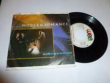 "Modern Romance-Walking In The Rain - 1983 UK 7"" JUKE BOX VINYL SINGLE"
