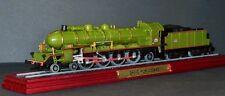 Modellino Treno Locomotiva Atlas modellismo statico 241-c PLM Cigare H0 1 87