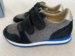 New Jacadi Boy Sneaker Shoes, Size EU 28