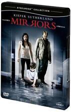 Mirrors - SteelBook DVD Collection - Kiefer Sutherland - NEU in Folie (1265)