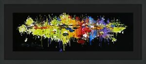 "JAMES COLEMAN ""LILY IN RADIANT POND"" 