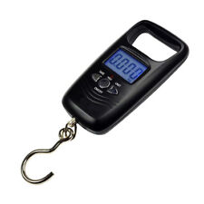 Portable Fishing Scale 50kg Hook Weight Mini Hanging Scale Pocket LCD Digital