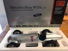 CMC M-099 Mercedes Benz W154 #T Trainingsfahrzeug GP France 1938 1/18 LIMITED