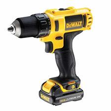 DeWalt DCD710N 10.8V XR Sub Compact Drill Driver with 1 x 2.0Ah DCB127 Battery