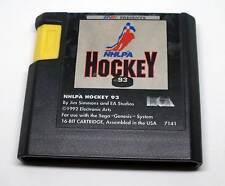 SEGA Mega Drive Spiel Game Modul - Hockey 93