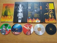 AC/DC - Bonfire (5 CD Box set 2003) MINT