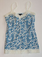 NWT! AMERICAN EAGLE OUTFITTERS AE Womens Lace Cami Tank Top L