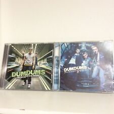 DumDums - 2 CD singles (Can't Get You Out Of My Thoughts/You Do Something To Me)