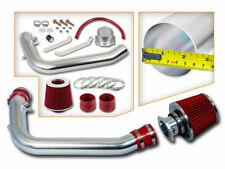 BCP RED 1995 1996 1997 1998 240SX S14 Silvia 2.4L Cold Air Intake Kit + Filter