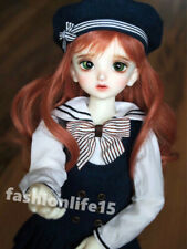 BJD 1/4 Doll lovely Girl Fashion Beauty Resin Dolls with free eyes +face make up