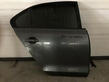 Volkswagen 2011-2014 VW JETTA DOOR Right REAR OEM GREY COMPLETE