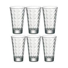 Leonardo Optic Glas im 6er-Set  20cl klar klar ø 8 cm, h 13 cm