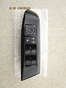 13 - 14 LEXUS GS350 FRONT DRIVER SIDE MASTER POWER WINDOW SWITCH 84040-53090