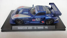 1/32 Fly Marcos 600 LM #70 Le Mans 1995 Slot Car A22 Never Run Unused Toshiva