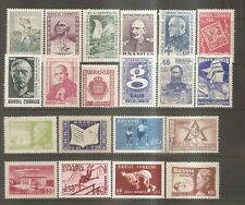Latin America - Mint Stamps From Brazil.