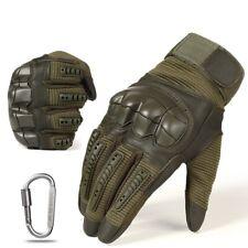 Motocross Protective Gear Racing Touchscreen Motorcycle Full Finger Men Gloves