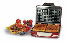 Ariete Waffle Maker Party Time 0187/00 piastra antiaderente 187
